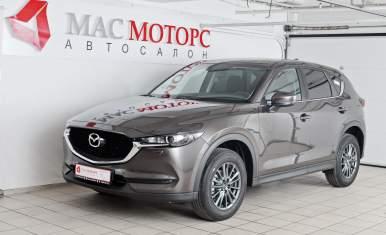 Mazda CX-5 Серый металлик