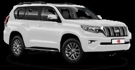 Toyota Land Cruiser Prado 2020 - изображение №1