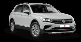 Volkswagen Tiguan - изображение №1