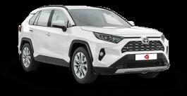 Toyota RAV4 - изображение №1