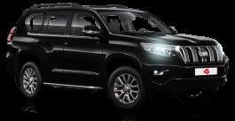 Toyota Land Cruiser Prado 2020 - изображение №2